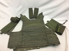 Eagle Industries Ranger Green Armor Carrier Medium BALCS CIRAS Style RLCS LE