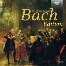 C.P.E. Bach Edition - 30 CD NUOVO