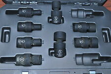 "Gearwrench 84917 Impact Universal Socket Set 8 piece 3/8"" Drive SAE"