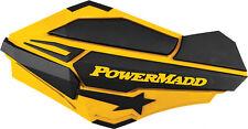 POWERMADD SENTINAL HANDGUARDS (SKI-DOO YELLOW/BLACK)