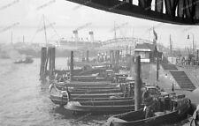 Hamburg-Hafen-ms-Bremen-Dampfschiff-Kraft durch Freude-1939-Hein Godenwind-w2