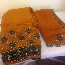 Women Indian Pakistan party wedding suit