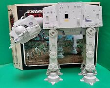 Star Wars 1981 Vintage Kenner Imperial AT-AT Walker Vehicle - with ROTJ Box