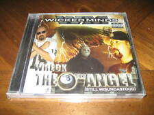 Chicano Rap CD Wreck of Wicked Minds - the 18th Angels - Big Temps Eriq Weeto