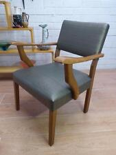 RETRO MID-CENTURY MODERN DANISH ATOMIC 50s TV CHAIR ARMCHAIR SCANDI PARKER VG