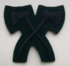 British Army Issue Gurkha Rifles Pioneer Trade Patch / Badge.