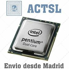 INTEL Pentium Processor Dual Core E5400 (2M Cache, 2.70 GHz, 800 MHz FSB)