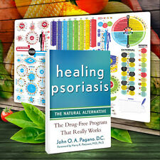 Comprehensive Psoriasis Companion - Healing Psoriasis Guide Wall Poster Size A0