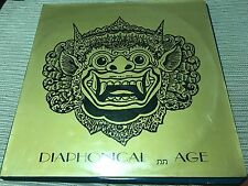 """DIAPHONICAL AGE -MUSIC FOR GREAT TOWNS 12"""" MAXI TOMA TOMA 93 TECHNO SIMPLE MINDS"""