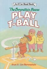 The Berenstain Bears Play T-Ball (Turtleback School & Library Binding Edition) (
