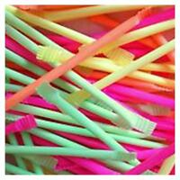 50 x Swizzels Sherbet Rainbow Dust Straws Party Bag Sweets Pinata Fillers