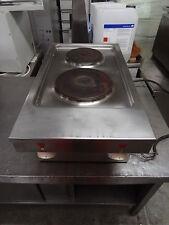 MKN Elektroherd mit 2 Platten 40 x 70 x 31cm