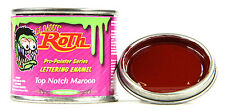 top notch maroon daddy roth pinstriping paint enamel hot rod sign lettering