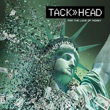 TACKHEAD - FOR THE LOVE OF MONEY (DELUXE EDITION)  CD NEU