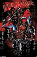 MARVEL DEADPOOL TRENDS #2163 POSTER 22x34 NEW FREE SHIPPING