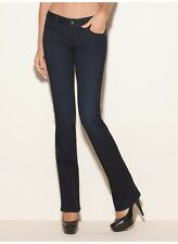 Guess Kate Low Rise Boot cut Jeans In Primary Wash Size 30