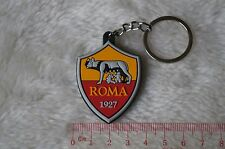 kiTki A.S. Roma badge football club soccer keychain key chain ring souvenir