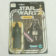 Vintage Darth Vader MOC 12-Back Kenner Star Wars Figure 1977
