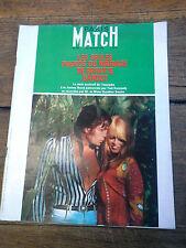 Paris Match n° 902 - 23 juillet 1966  photos du mariage de Brigitte Bardot