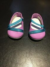 American Girl Doll of the Year McKenna GOTY 2012 Meet Outfit Shoes ONLY
