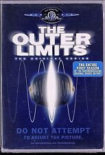 New! THE OUTER LIMITS The Original Series: Season 1 4 DVD Set 60's Sci-fi TV