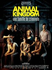 Affiche 40x60cm ANIMAL KINGDOM 2011 Guy Pearce, James Frecheville, Weaver NEUVE
