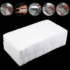 100pcs White Multi-functional Magic Sponge Eraser Cleaner 100 x 60 x 15mm DP