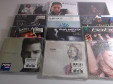 12 Maxi CDs - Guano Apes - Alicia Keys - Ricky Martin - Faithless - Pappa B./S84