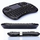 Hot in US Rii mini i8 Wireless Keyboard 2.4G with Touchpad for PC android tv box