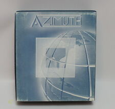 AZIMUTH Mapping Software, maps of the world in 3D by Graphsoft