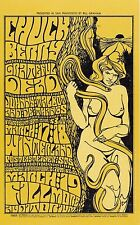 MINT Grateful Dead Chuck Berry 1967 BG 55 Fillmore Poster