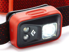 Black Diamond New 200 Lumens SPOT Hiking/Backpacking LED Headlamp Orange Color