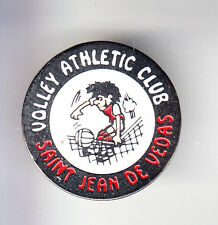 RARE PINS PIN'S .. SPORT VOLLEY BALL CLUB TEAM VAC ST JEAN DE VEDAS 34  ~CX