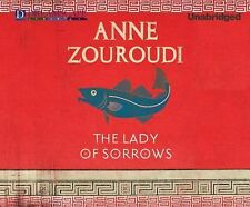 The Greek Detective: The Lady of Sorrows 4 by Anne Zouroudi (2014, Audio,...