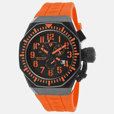 RARE Swiss Legend TRIMIX 10540-BB-01-OA  New ORANGE  Swiss  Diver 200M New
