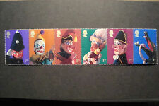 GB 2001  Commemorative Stamps~Punch and Judy~Very Fine Used Set~UK Seller