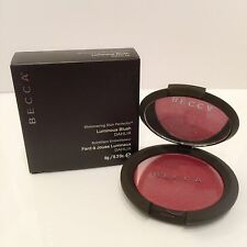 BECCA  Shimmering Skin Perfector Luminous Blush in Dahlia  (New in Box)