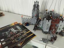 Lego Herr Der Ringe Lord Of The Rings 9474 Schlacht Um Helms Klamm Deep +Figuren