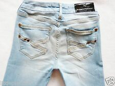 River Island Ladies Jeans Size 6 R  faded super skinny Follow Your Dreams 26/31