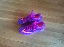 NWT Women's 2016 Nike Air Max Running Shoes Hyper Violet Total Crimson - Size 7