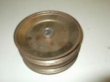 "Murray Double Pulley 5-1/2"" diameter"