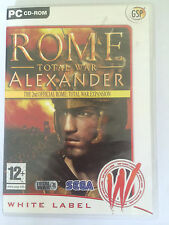 Rome : Total War - Alexander (Add On) pour Windows