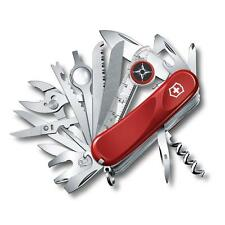 Victorinox Swiss Army Evolution S54 Tool Chest Plus, 31-In-1 Pocket Knife