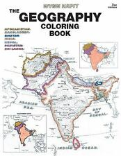 Geography Coloring Book 3rd Edition)