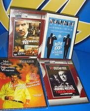 Pelicula EN DVD Lote de 4 peliculas diferentes-especial politica/periodismo