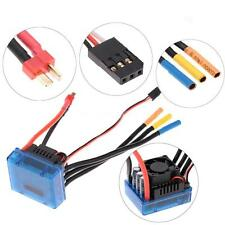 120A Brushless ESC Electric Speed Controller w/6.1V/3A SBEC for 1/8 RC Car Truck