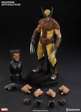 """Sideshow WOLVERINE 1/6 Figure MARVEL 12"""" Sixth Scale LOGAN X-Men IN STOCK misb!"""