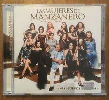 LAS MUJERES DE ARMANDO MANZANERO CD Pandora Ana Cirre Edith Marquez Maria Del So