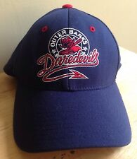 OUTER BANKS DAREDEVILS BASEBALL CAP HAT, SIZE SMALL, OBX, NC, NEW, NWT