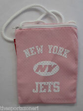 New York Jets Pink Game Day Jersey Purse
